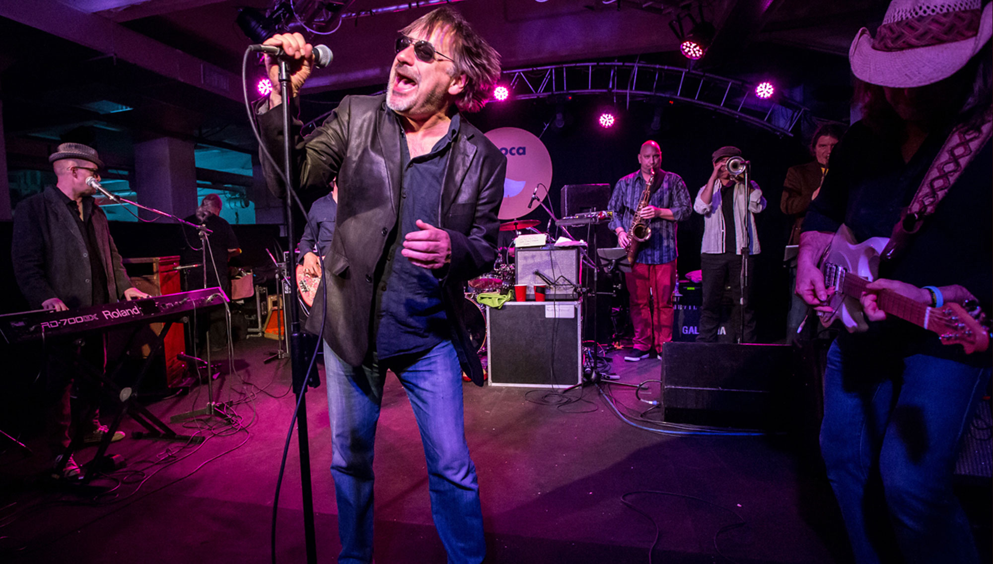 SOUTHSIDE JOHNNY & THE ASBURY JUKES  <H5>March 16  </h5>