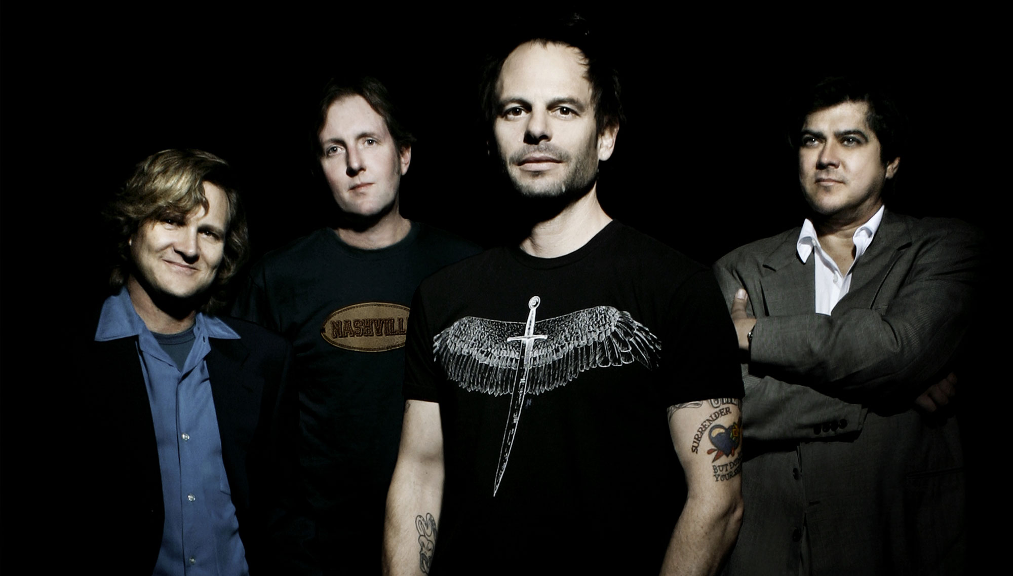 GIN BLOSSOMS<h5>February 23</h5>