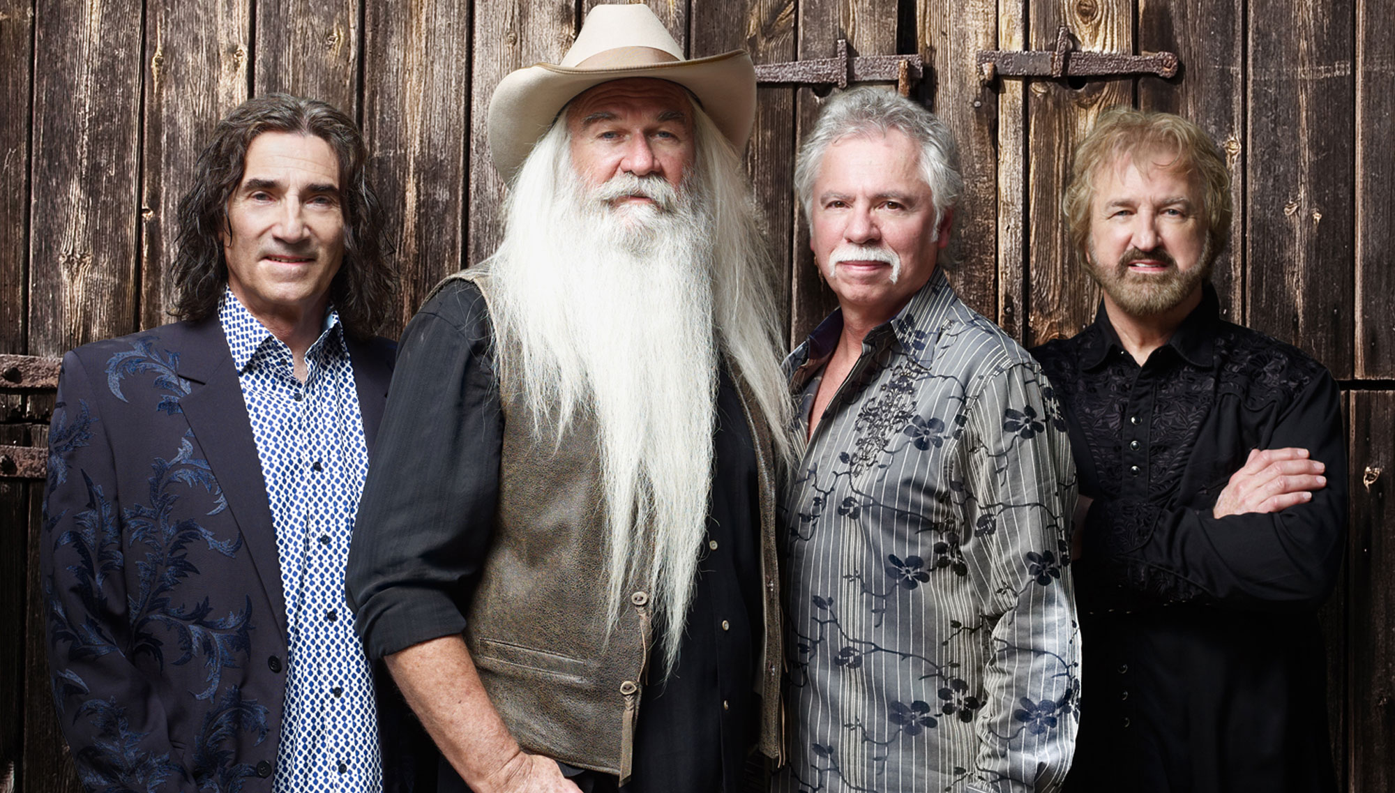 OAK RIDGE BOYS  <h5>May 18</h5>