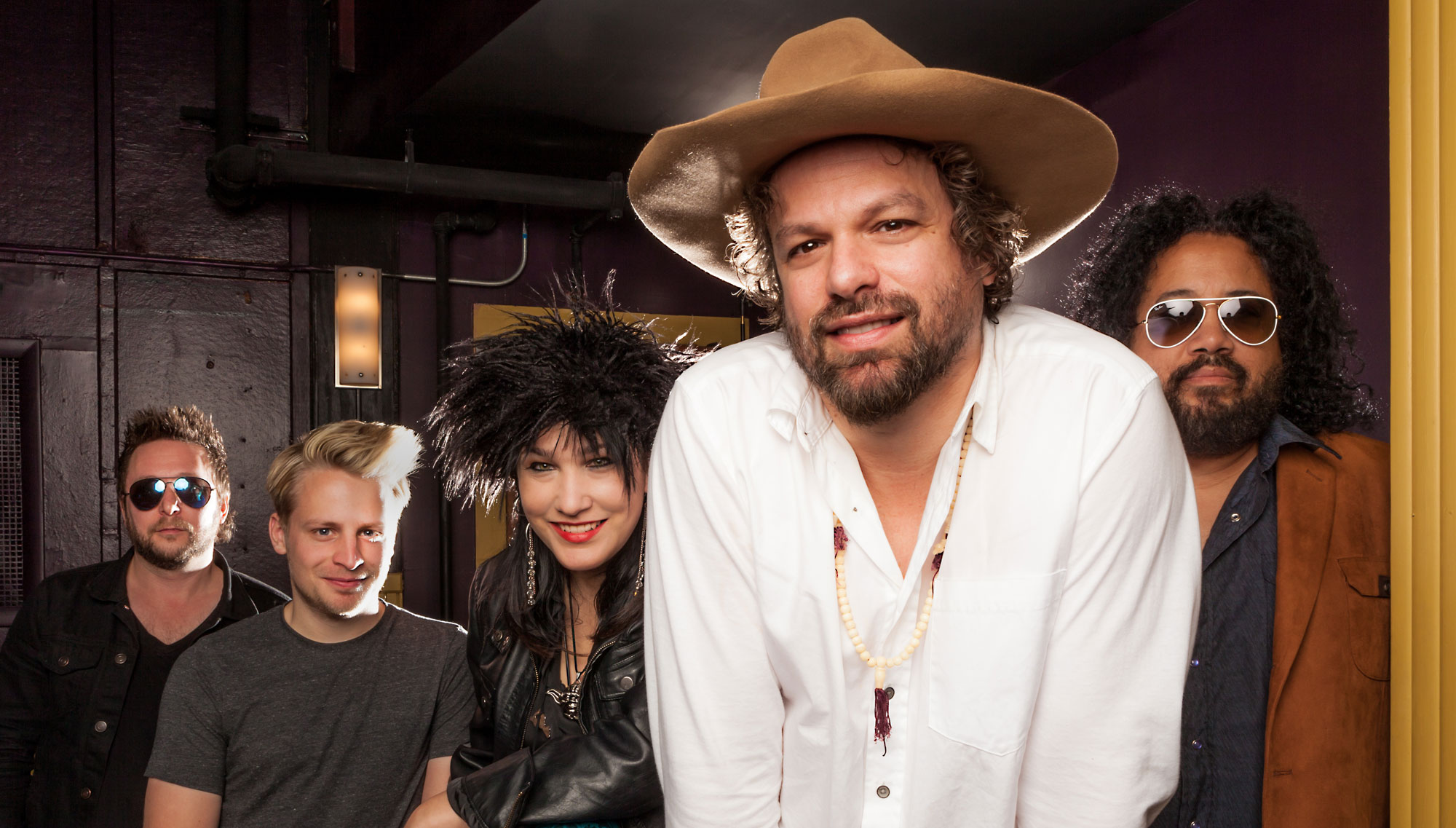 RUSTED ROOT  <h5>April 27</h5>