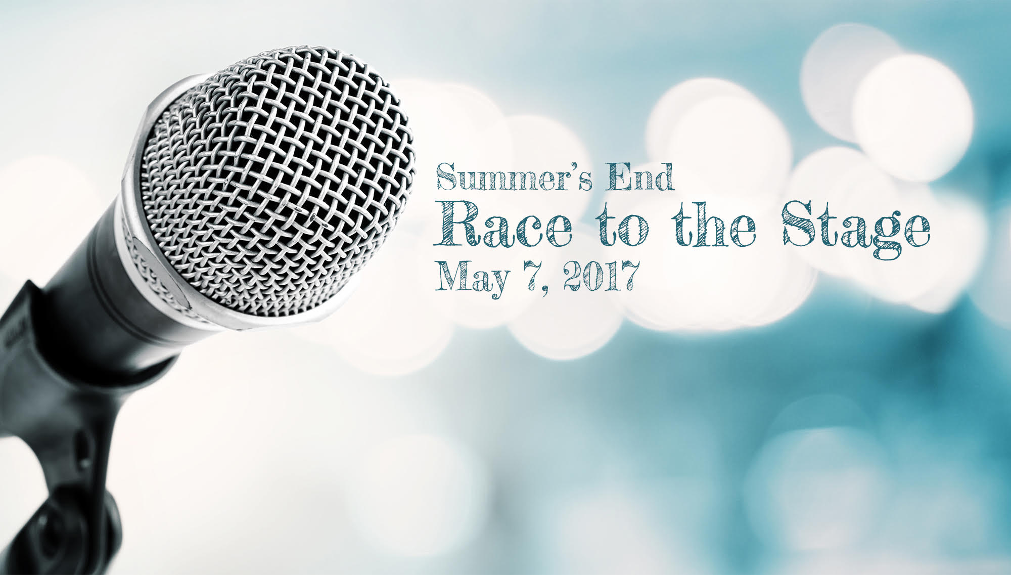 SUMMER'S END RACE TO THE STAGE   <h5>May 7</h5>