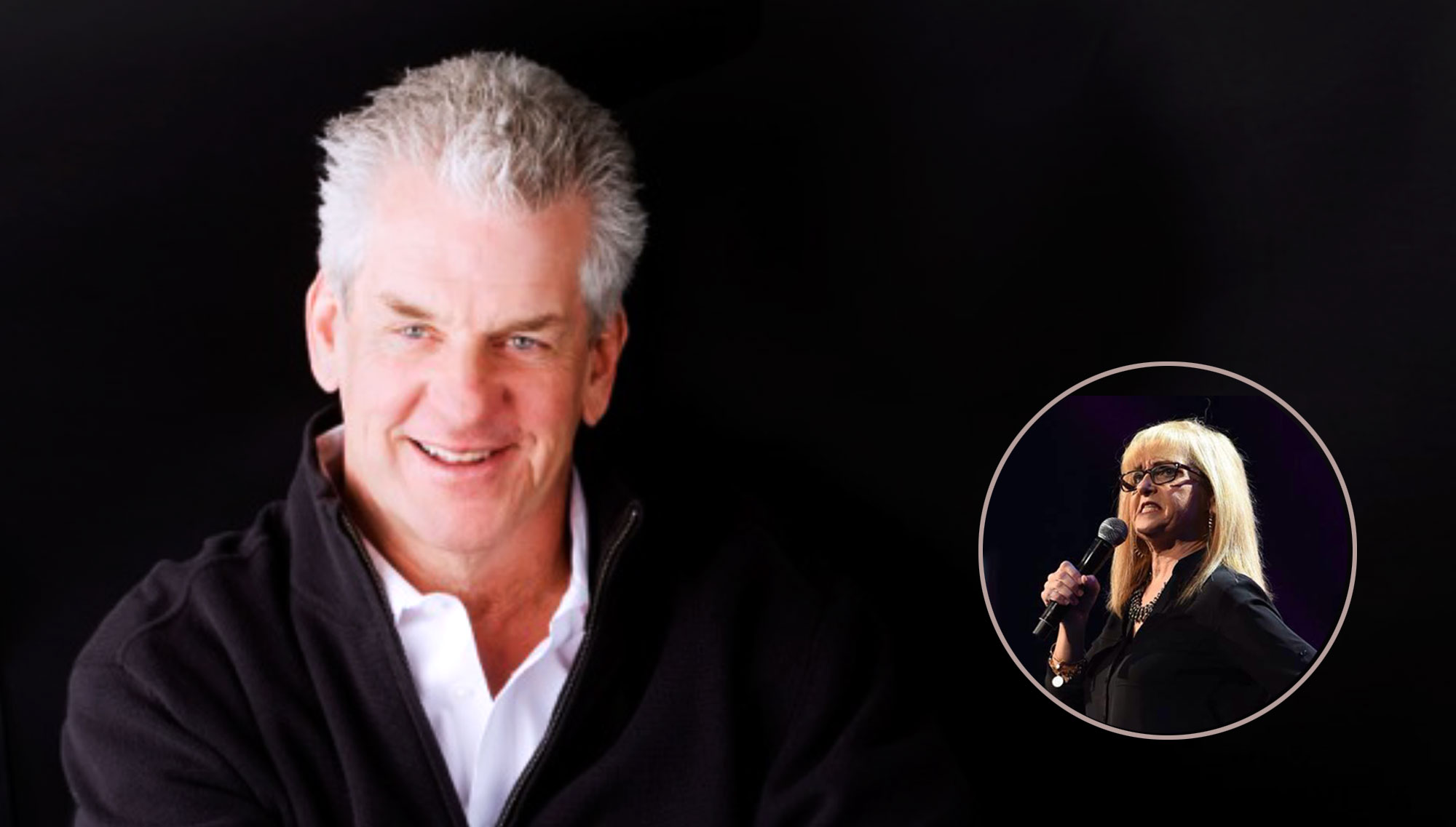 AN EVENING OF LAUGHTER WITH LENNY STARRING LENNY CLARKE  <H4>With Special Guest Christine Hurley  </h4><h5>November 4  </h5>