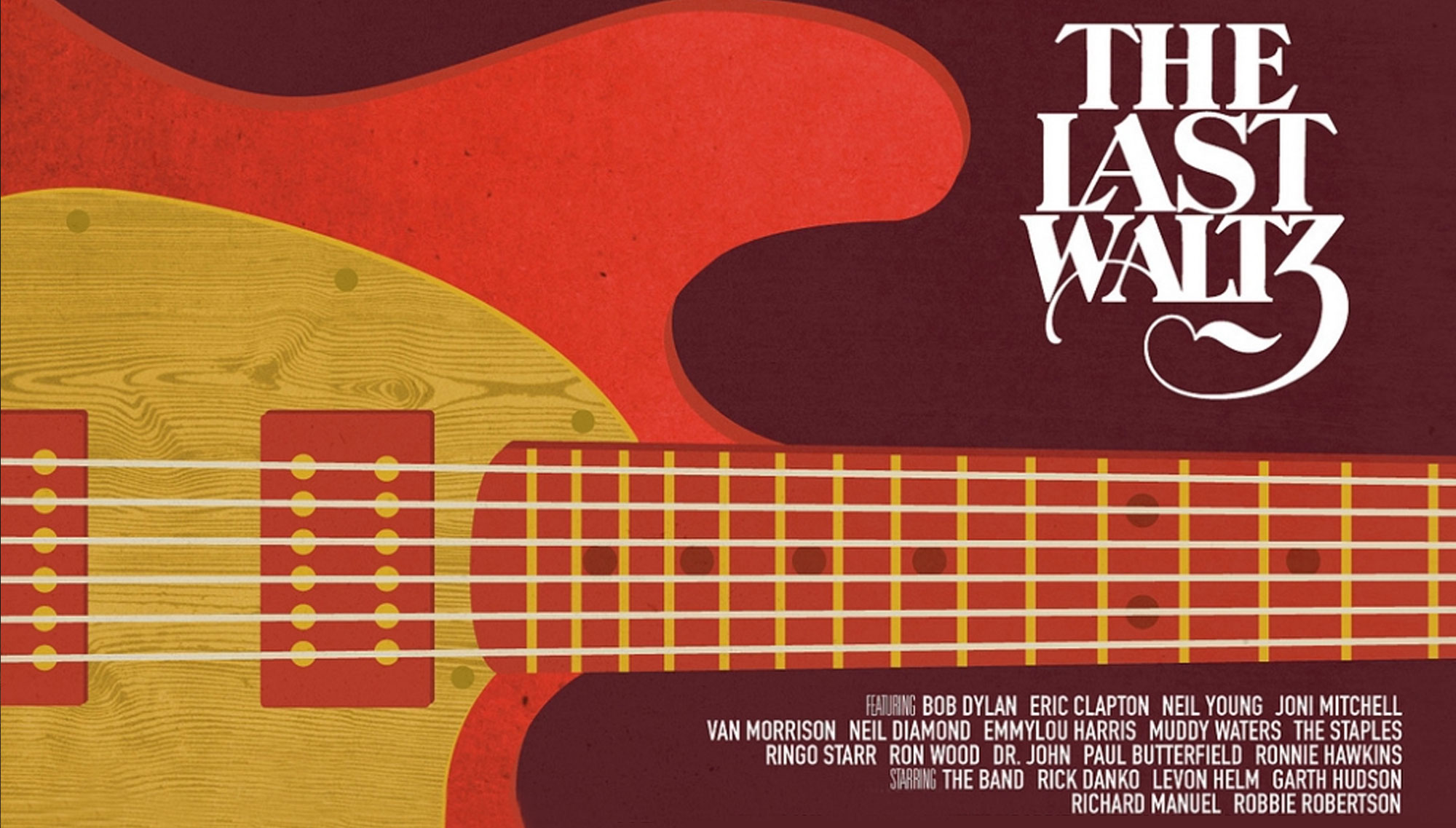 MOVIES THAT ROCK: THE LAST WALTZ  <h5>November 21  </h5>
