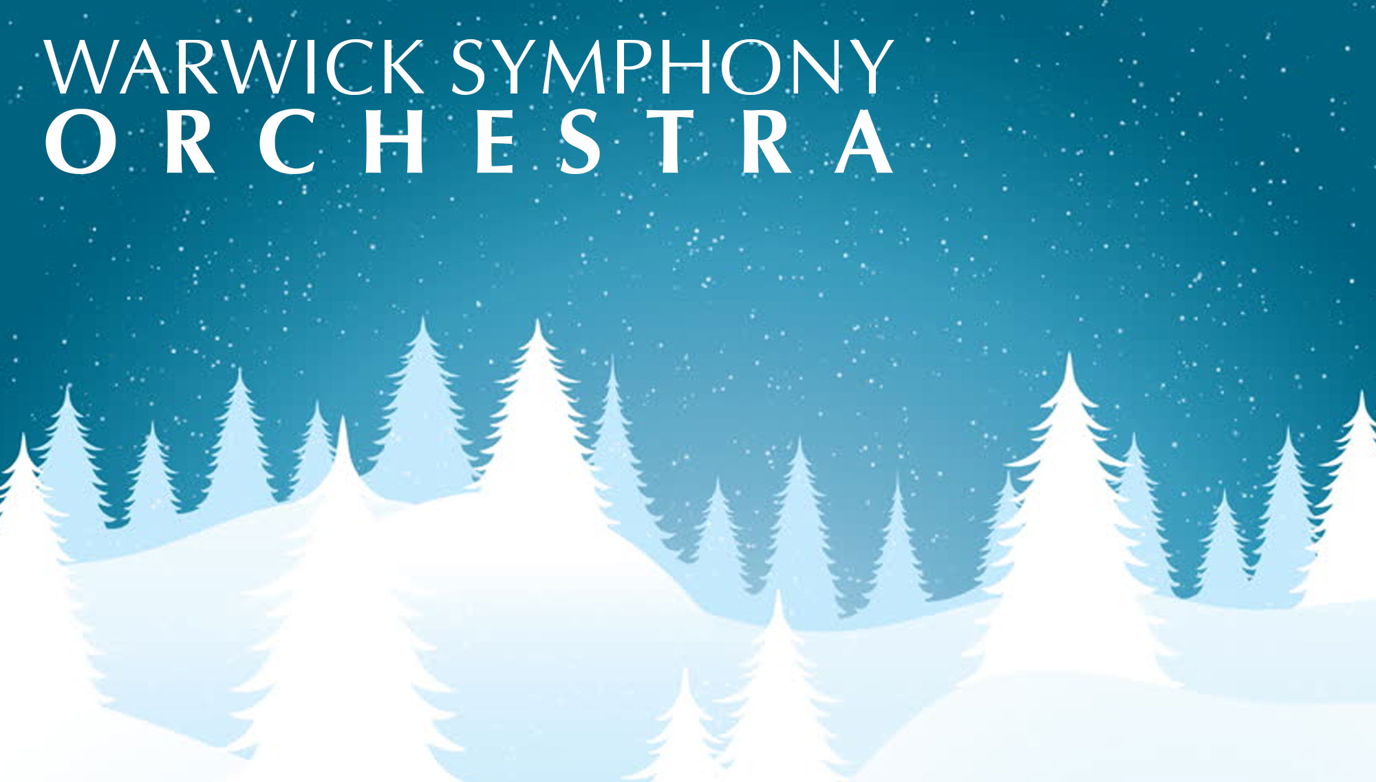 WARWICK SYMPHONY ORCHESTRA HOLIDAY PERFORMANCE  <H5>December 14  </h5>