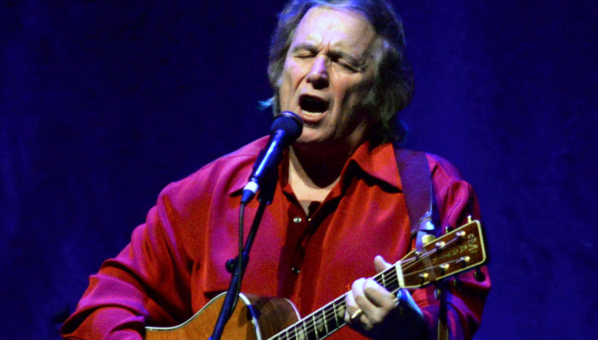 DON MCLEAN  <H5>April 13  </h5>