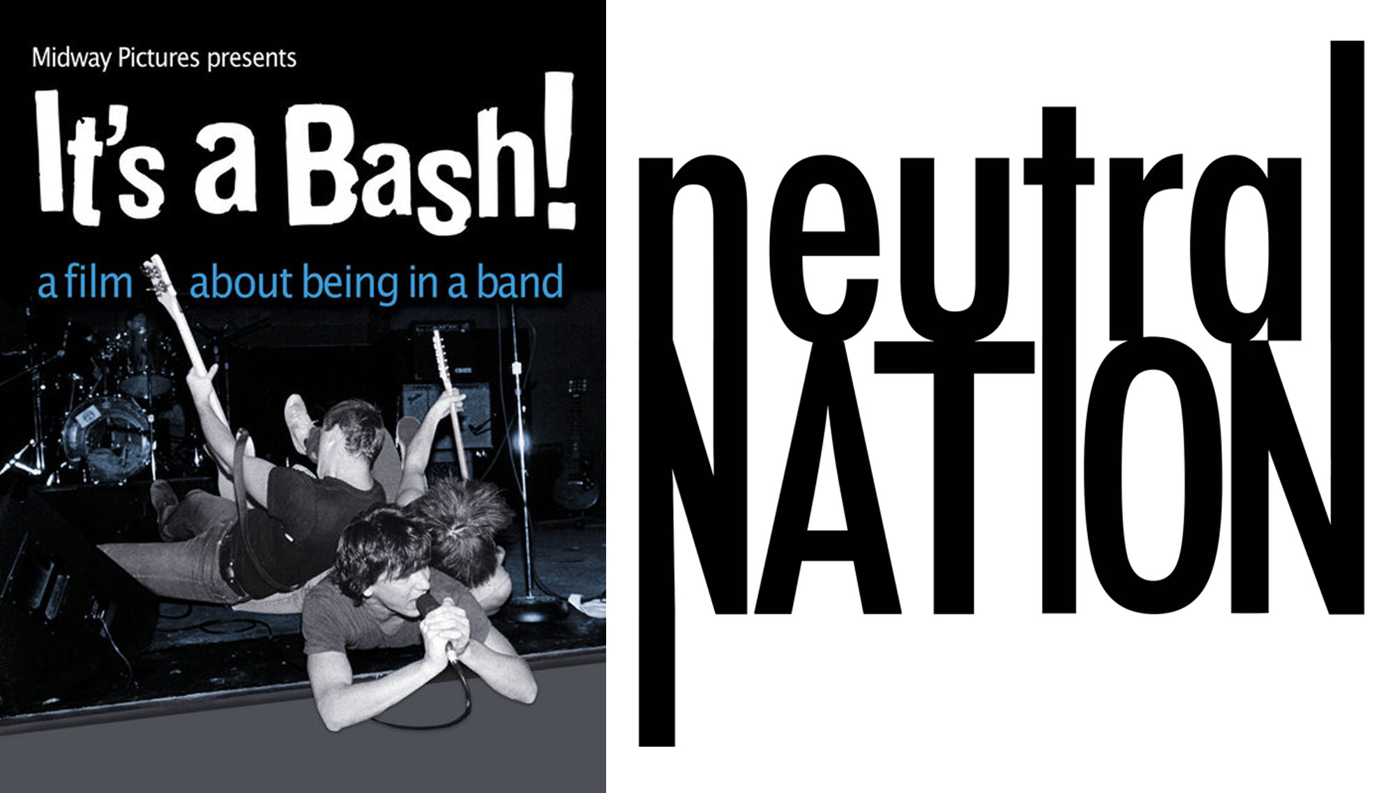 NEUTRAL NATION DOCUMENTARY &quote;IT'S A BASH&quote; + LIVE PERFORMANCE  <h5>January 12  </h5>
