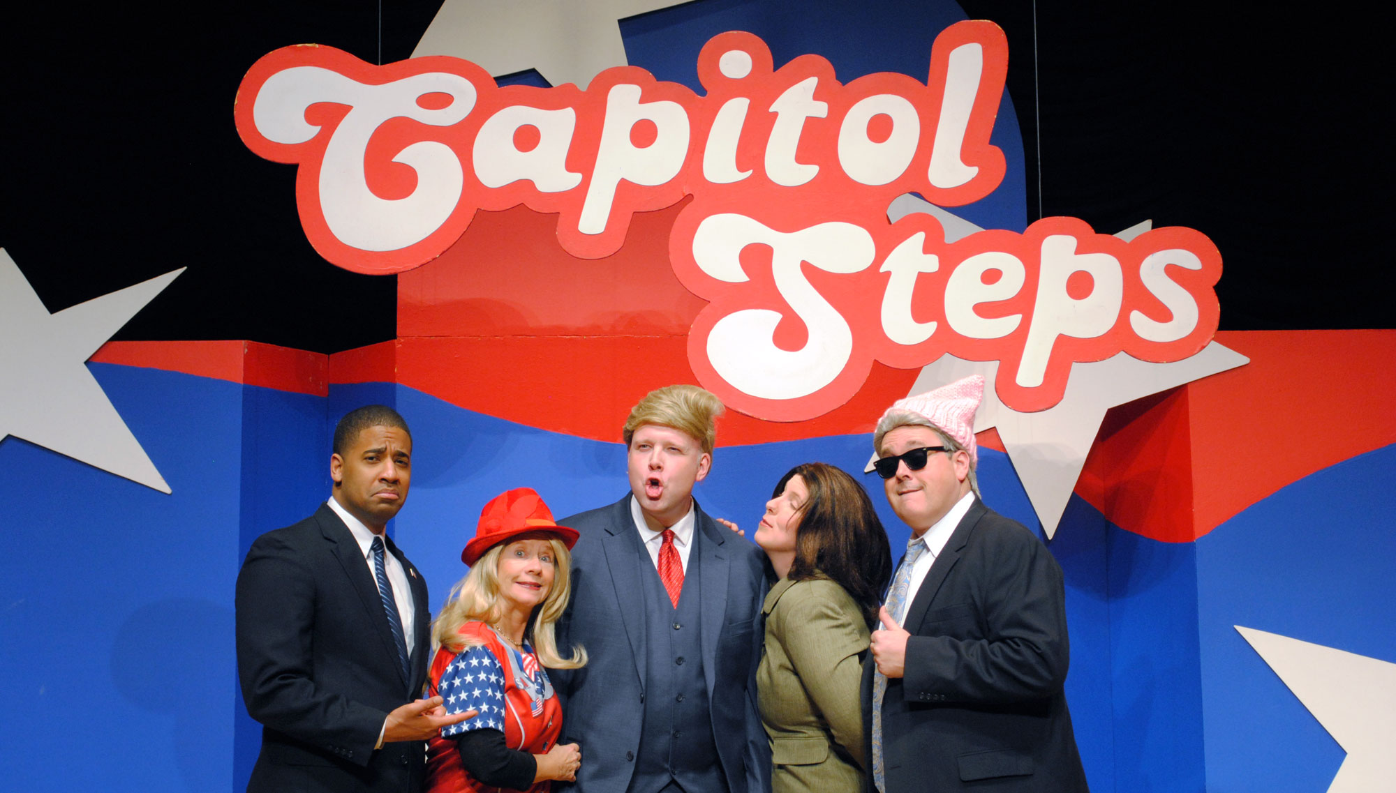 CAPITOL STEPS  <H5>April 27  </h5>