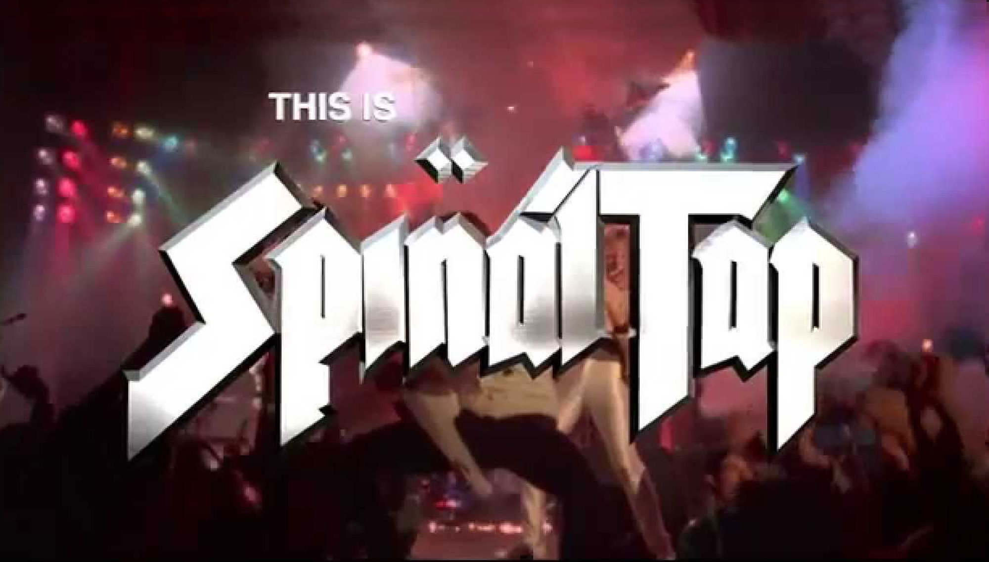 MOVIES THAT ROCK: THIS IS SPINAL TAP  <h6>1 hr 22 mins - 1984   </h6><H5>MARCH 23  </h5>